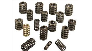 Damping spring classification